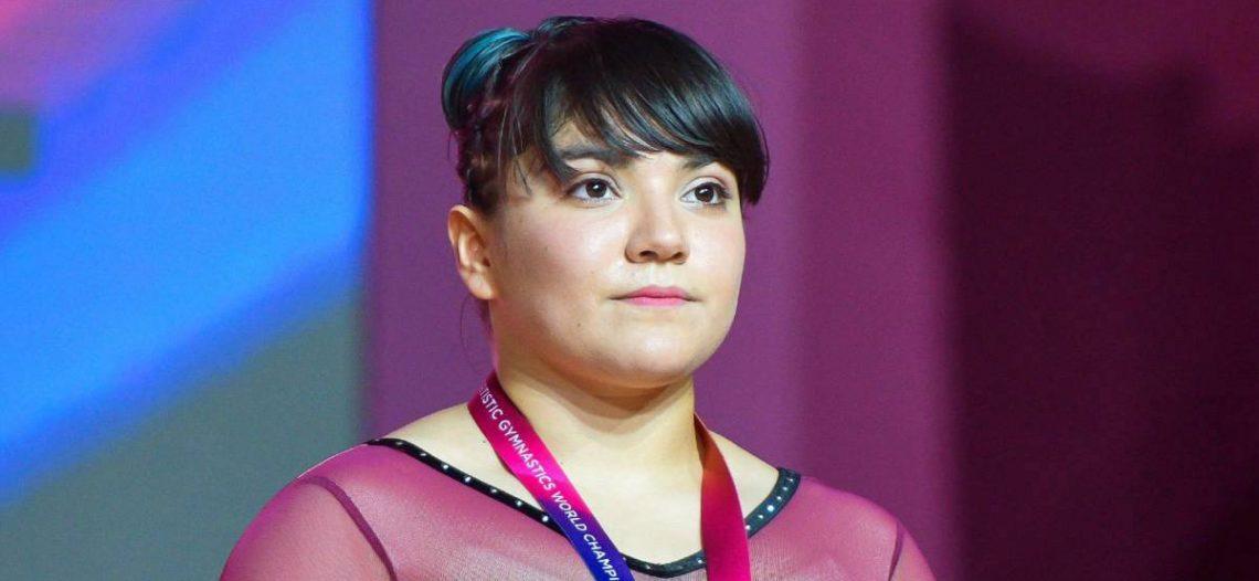 Alexa Moreno gana el Premio Nacional de Deportes