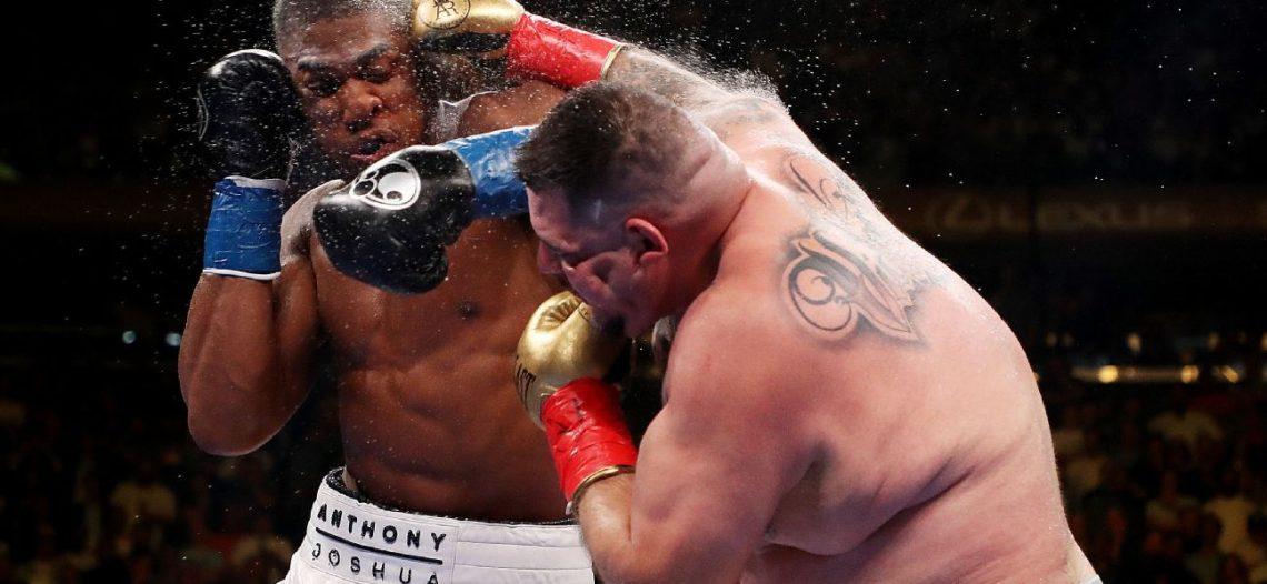 Revancha entre Andy Ruiz y Anthony Joshua busca emular históricos combates de pesos pesados