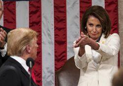 Dan luz verde a juicio político contra Trump