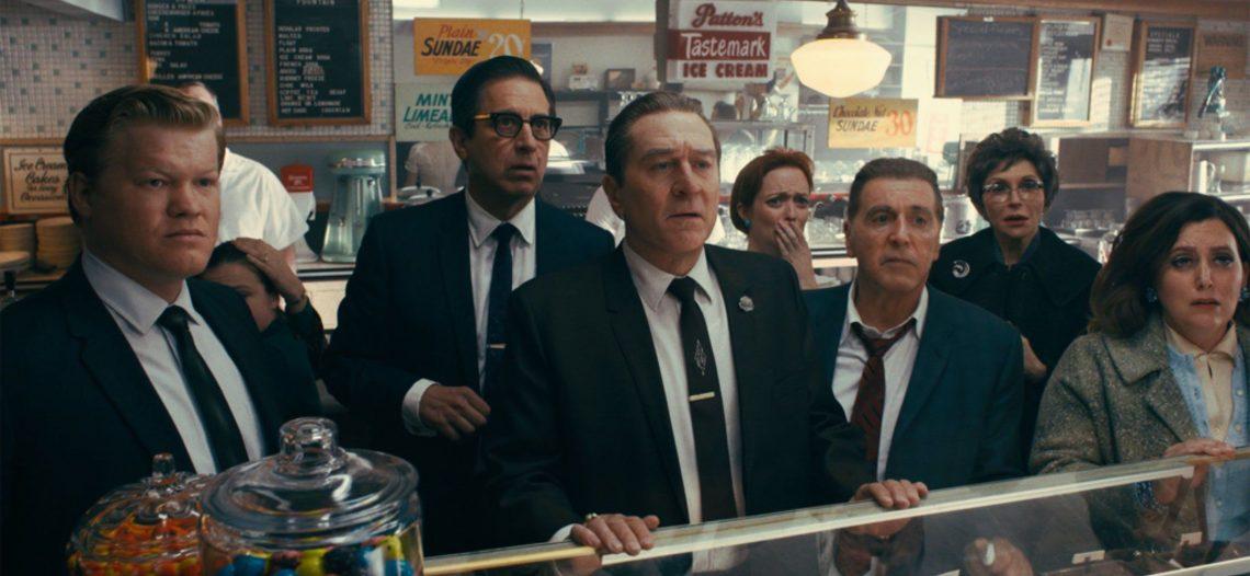 No vean 'El Irlandés' en el celular, por favor: Scorsese
