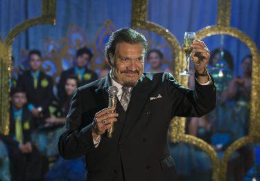 Joaquín Cosío, comprometido con el cine mexicano