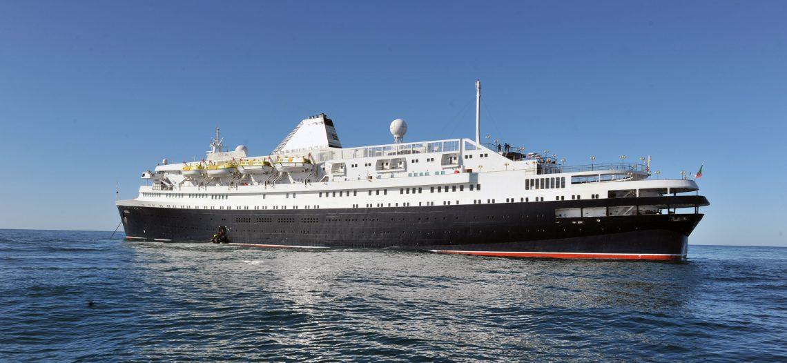 Sonora hace historia con salida del Astoria al Mar de Cortés