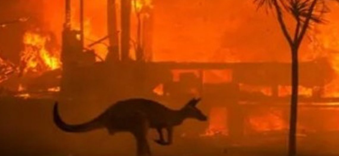 Se extiende el desastre en Australia por incendios
