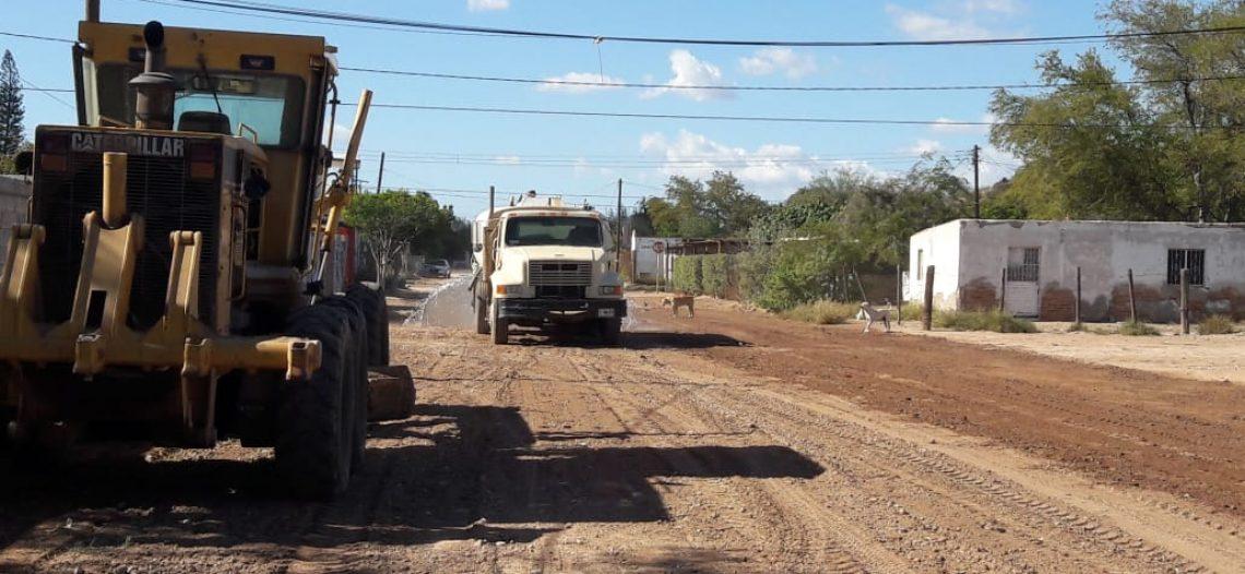 Intensifica Servicios Públicos programa de rehabilitación de calles