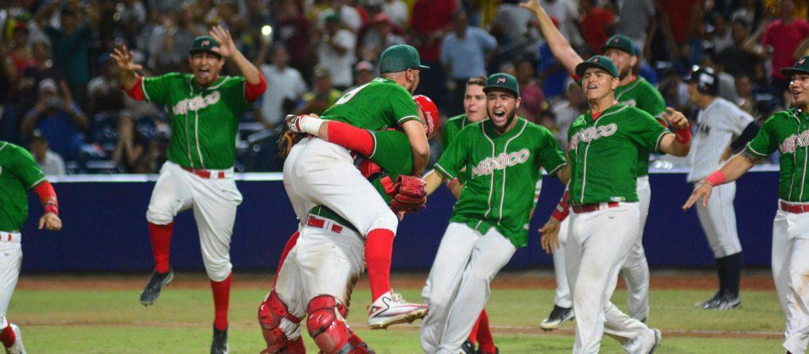 Selección mexicana de beisbol sube en ranking mundial