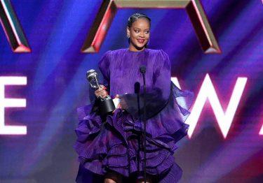 Rihanna recibe importante premio en los Image Awards