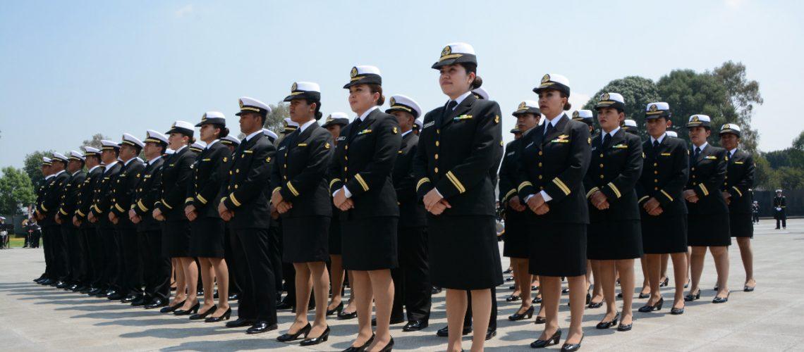 Secretaría de Marina se suma al paro del 9 de marzo