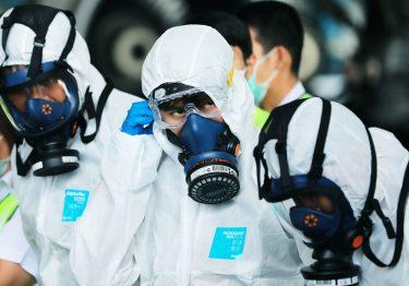 Suman dos mil 592 muertos por coronavirus en China