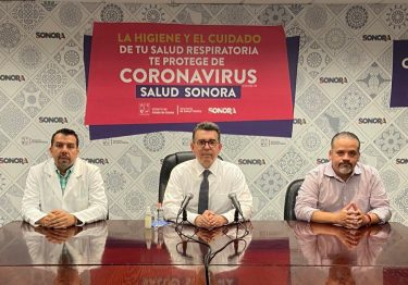 Confirma Secretaría de Salud primer fallecimiento por Covid-19 en Sonora