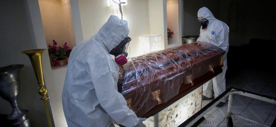 México llega al top 10 de países con más muertos por coronavirus