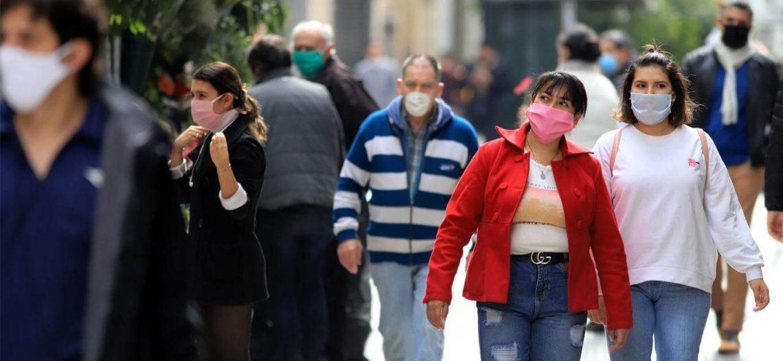 Aumentan los contagios de coronavirus en Argentina