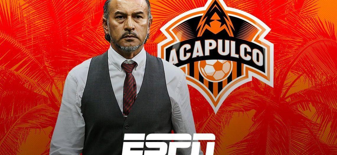 Raúl 'Potro' Gutiérrez, en pláticas para tomar al Acapulco FC de la LBM