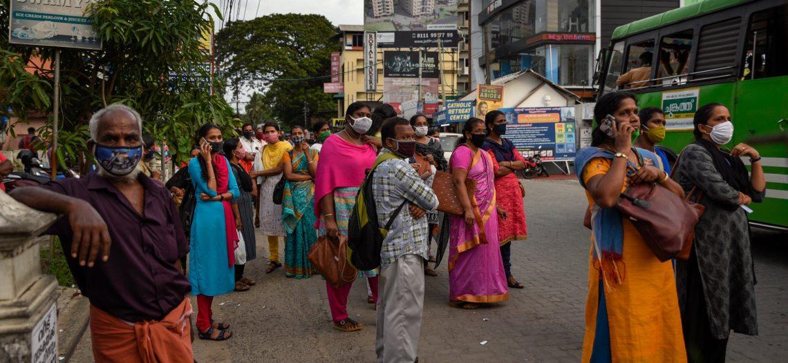 India contabiliza 500 mil casos de covid-19