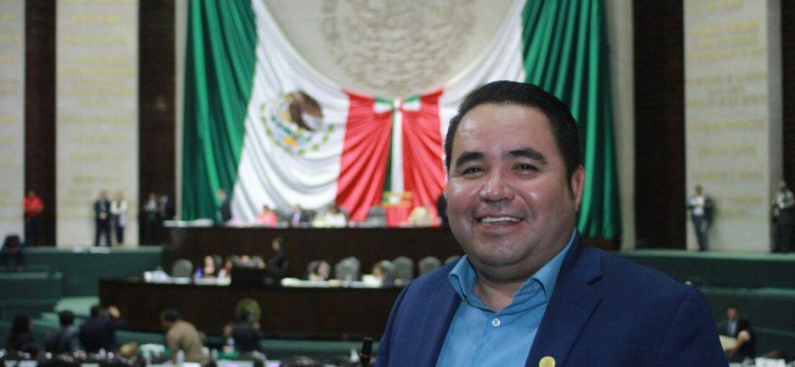 Critica el diputado Aguilar el doble discurso de partidos opositores