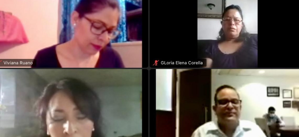Se reúne Anaya Cooley con comités de vecinos de Cananea, Arizpe y Bacoachi