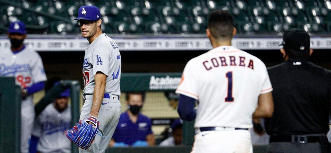 Los detalles de la escaramuza Dodgers-Astros del martes, y lo que sigue