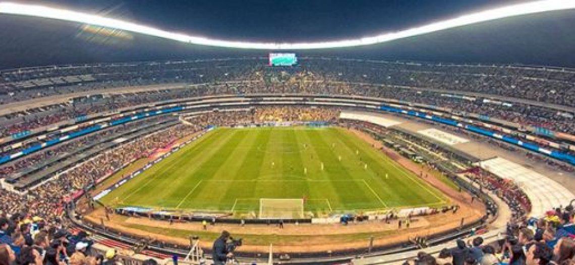 Estadio Azteca por arriba de La Bombonera, BayArena y Olímpico de Roma, según estudio