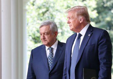 Encuentro próspero; seguiremos siendo amigos, coinciden AMLO y Trump
