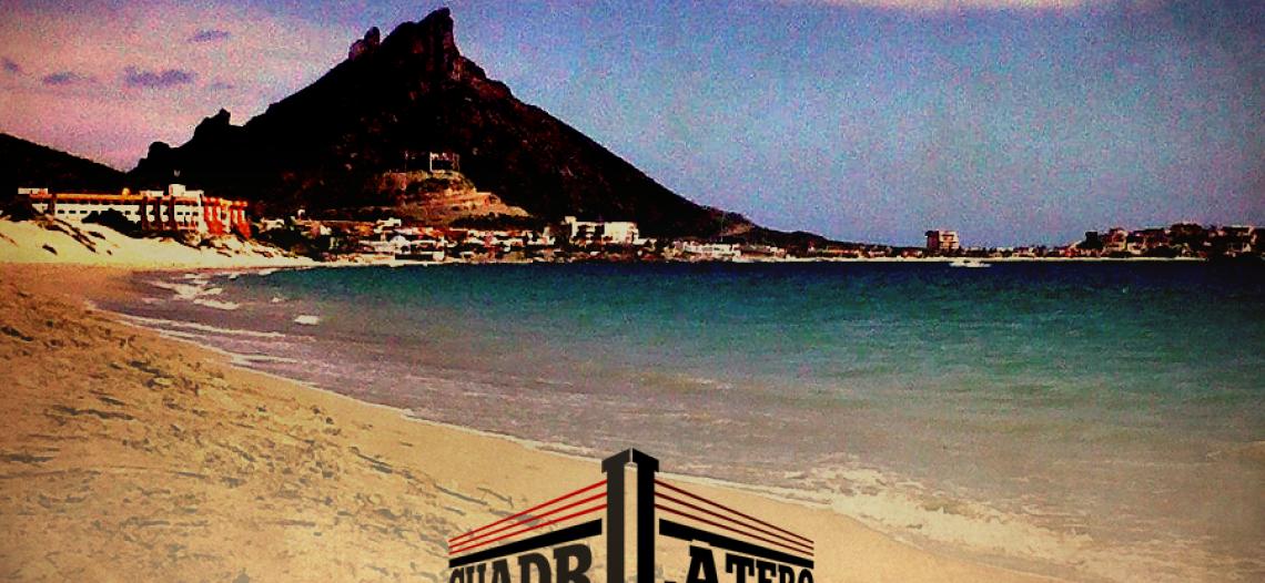 Playas totalmente cerradas
