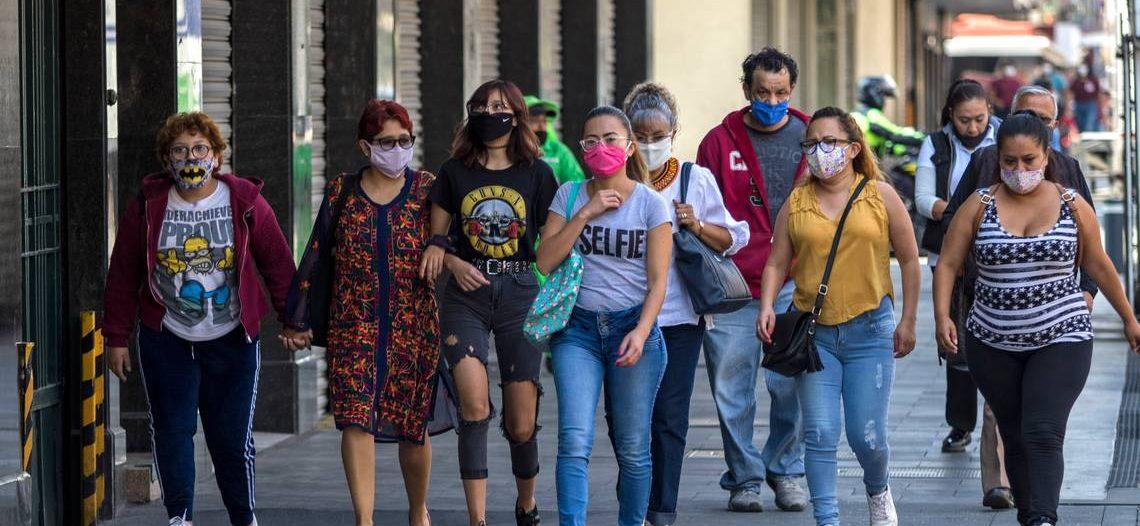 Covid-19 en Sonora: 31 decesos y 400 nuevos contagios confirmados