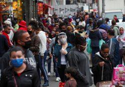 América Latina supera 6 millones de casos de covid-19