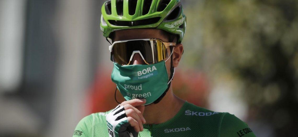Descalifican a Peter Sagan por maniobra peligrosa en el Tour de Francia