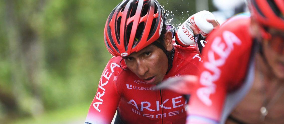 Nairo Quintana se defiende ante sospechas de dopaje