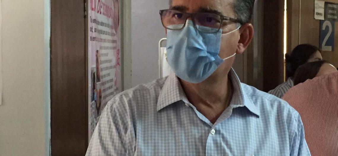 Debemos estar alertas contra el dengue: Clausen Iberri