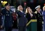 López Obrador iza bandera a media asta por víctimas de sismos