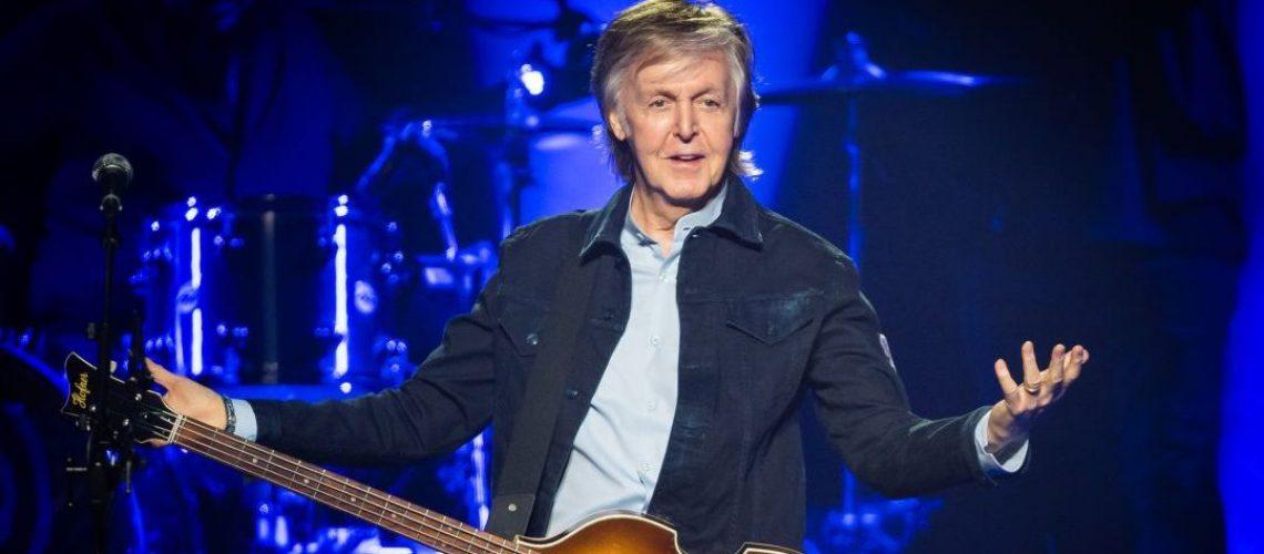 Paul McCartney lanza un nuevo álbum grabado en el confinamiento