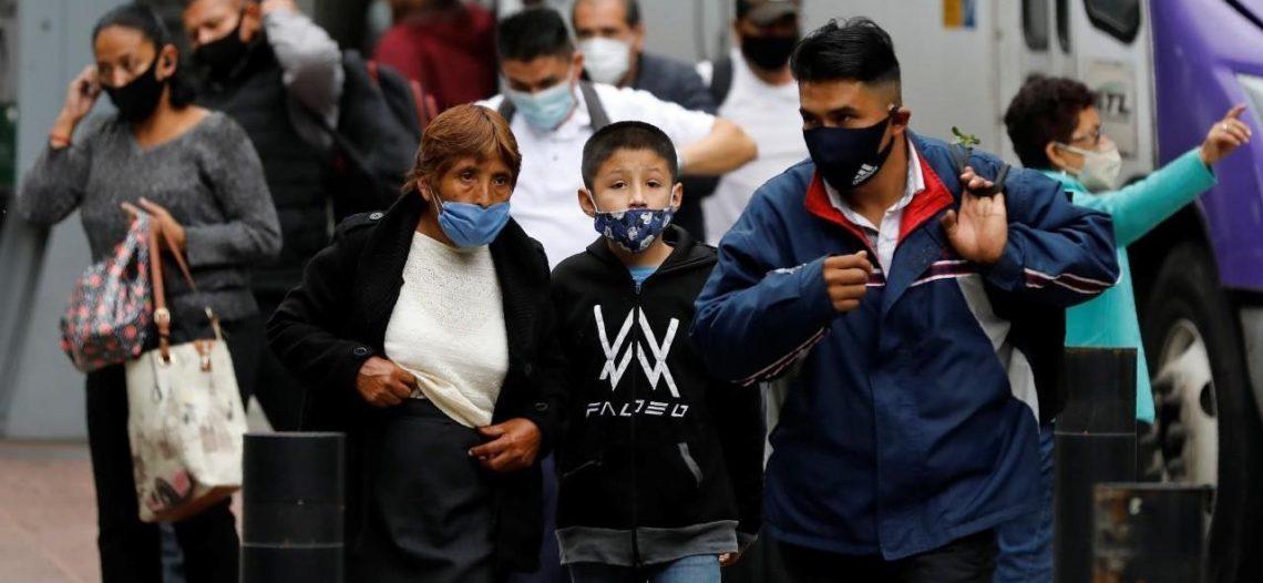 México registra 83 mil 945 muertes por Covid-19