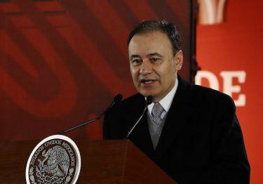 Confirma Durazo salida de Gabinete; va por Sonora