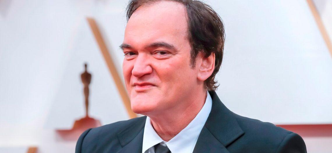 Quentin Tarantino se toma un descanso en el cine para escribir dos libros