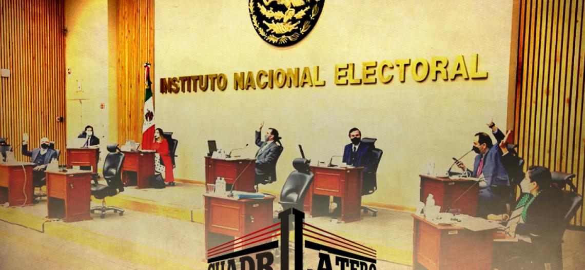 Aprueba INE financiamiento para los partidos políticos para 2021