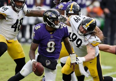Se aplaza el Baltimore-Pittsburgh