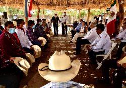 Gobierno federal invertirá 220 MDP para desarrollo integral de comunidades yaquis