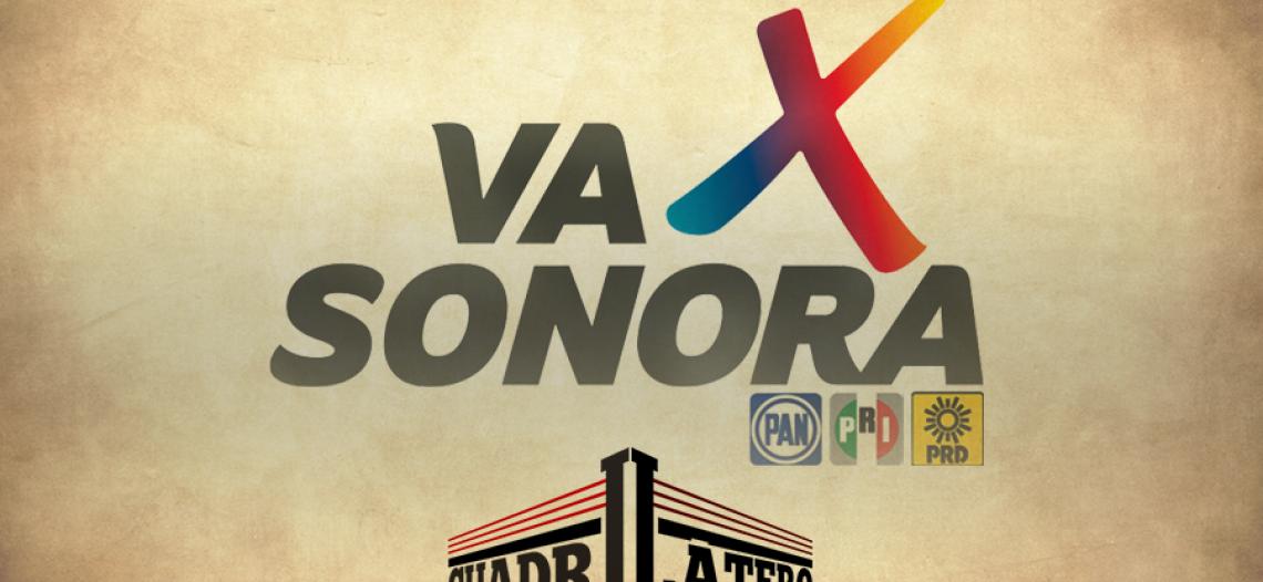 """Empiezan las diferencias entre los partidos que conforman """"Va por Sonora"""""""