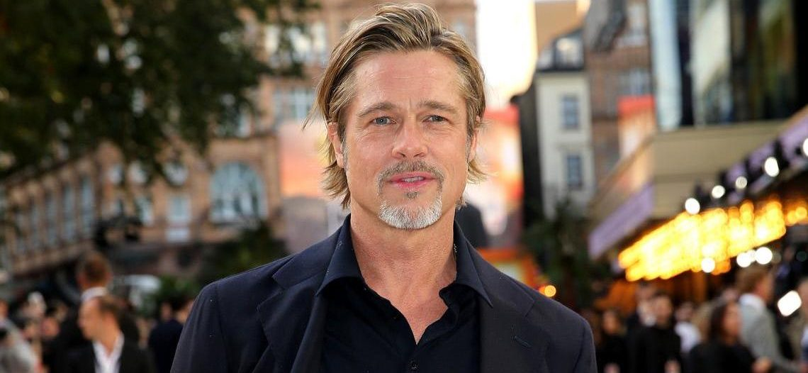 Brad Pitt se mantiene saludable y atlético a sus 57 años