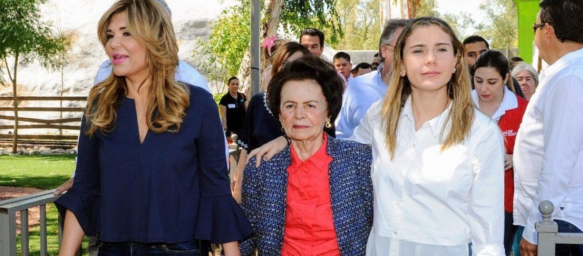 Fallece la Sra. Alicia Arellano Tapia, madre de la Gobernadora Pavlovich