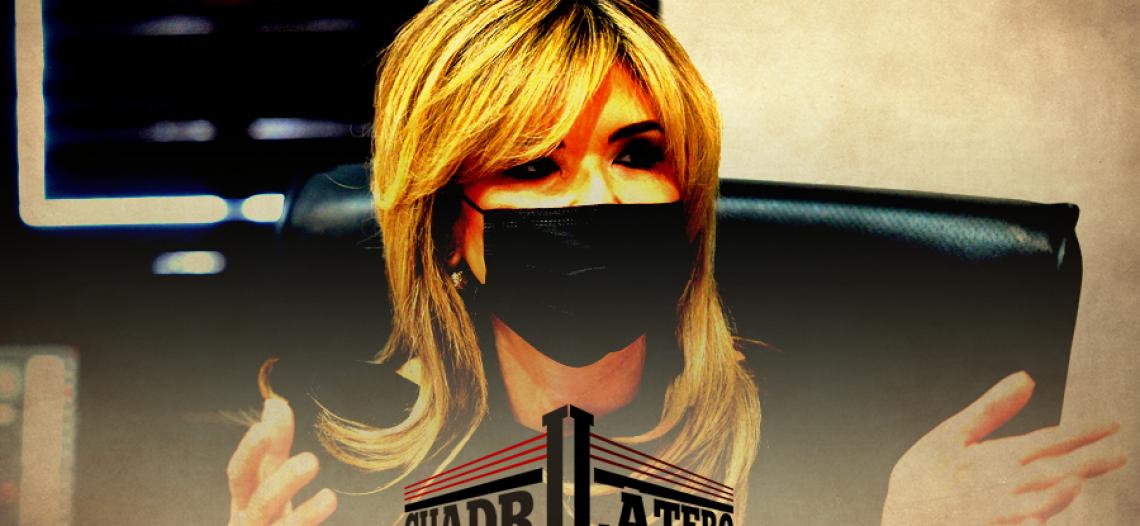 Claudia bien calificada por manejo de pandemia