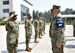 Nuevo comandante del Cuartel General del Alto Mando de la Semar