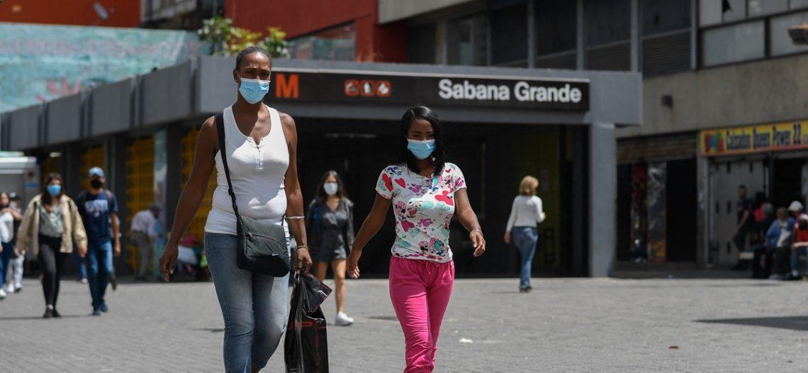 Venezuela rompe récord de contagios de covid-19 en últimas 24 horas
