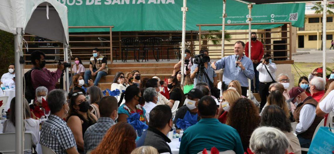 """Exigirá el """"Borrego"""" declaración de No Daño Patrimonial al Gobierno para aspirantes a cargos públicos"""