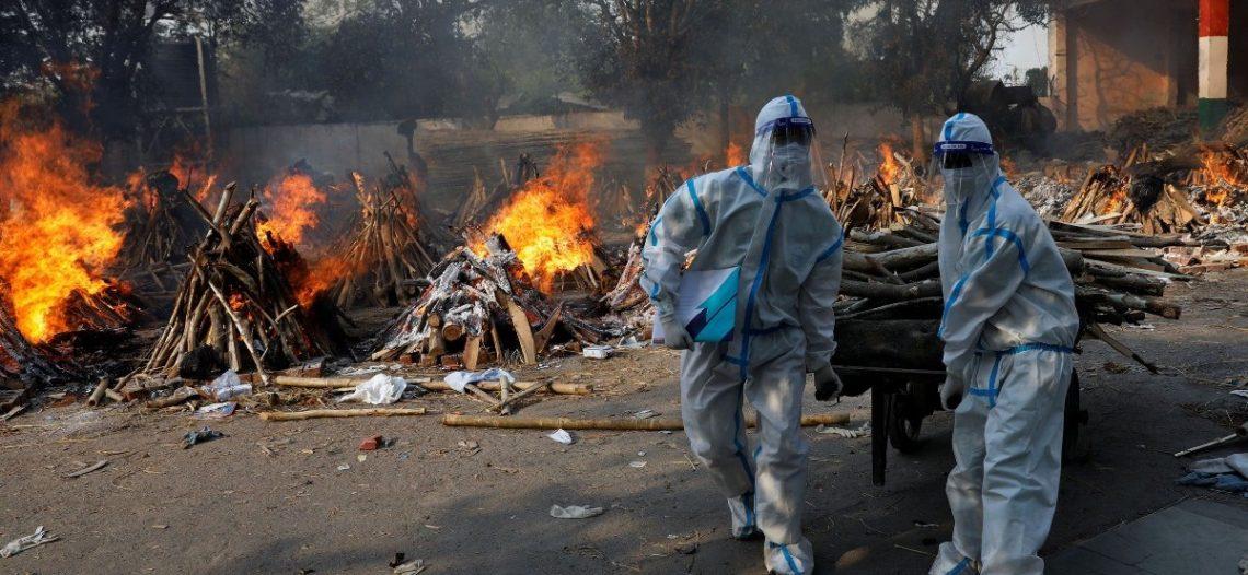 Situación en India es 'más que desgarradora': OMS