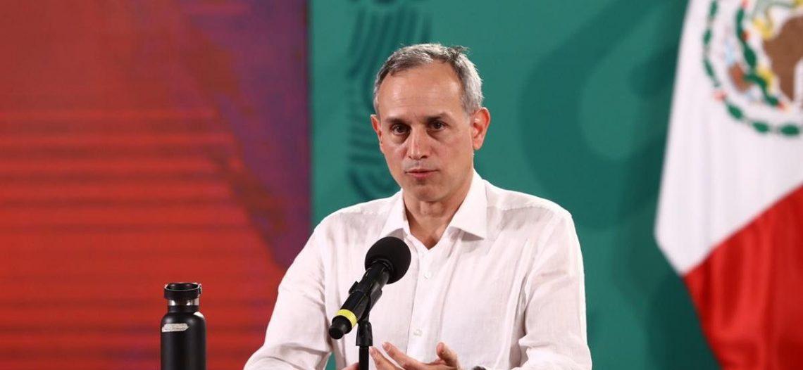 López-Gatell no descarta acción penal por caso de 'vacuna vacía'