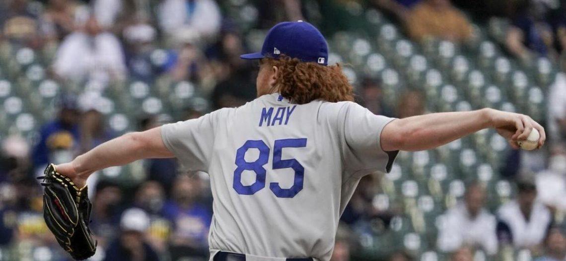 Dodgers pierden a uno de sus mejores lanzadores