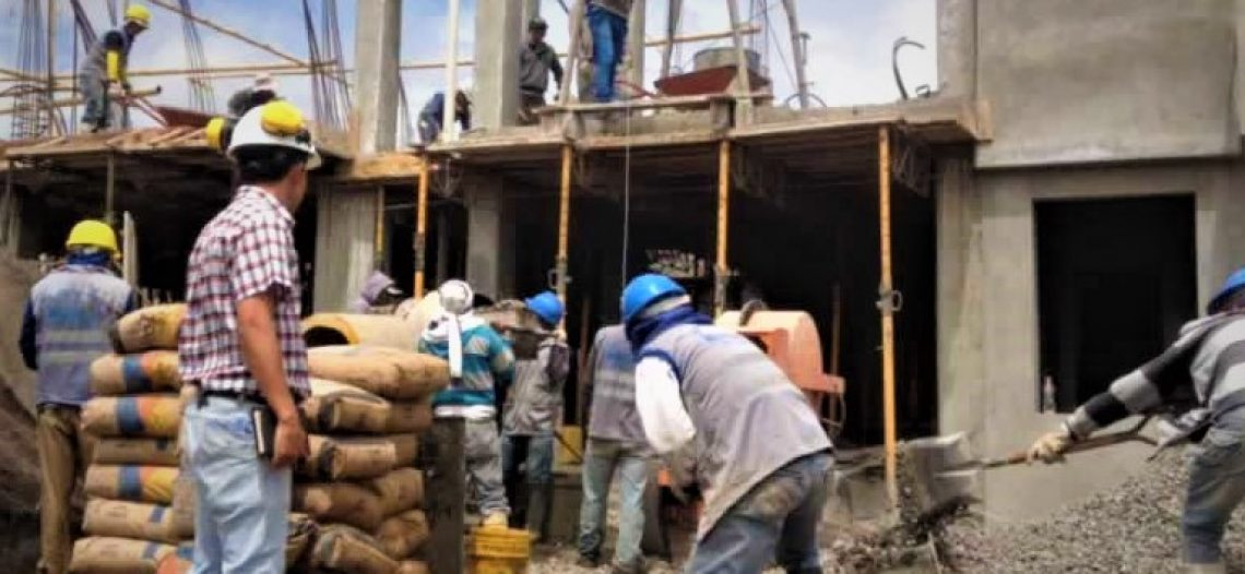 """Guaymas destaca la importancia de la industria de la construcción en el """"Día del Albañil"""""""