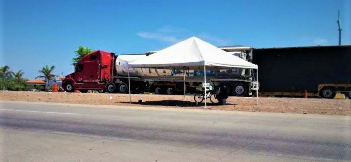 Yaquis liberan la carretera federal; no se sabe si será permanente.
