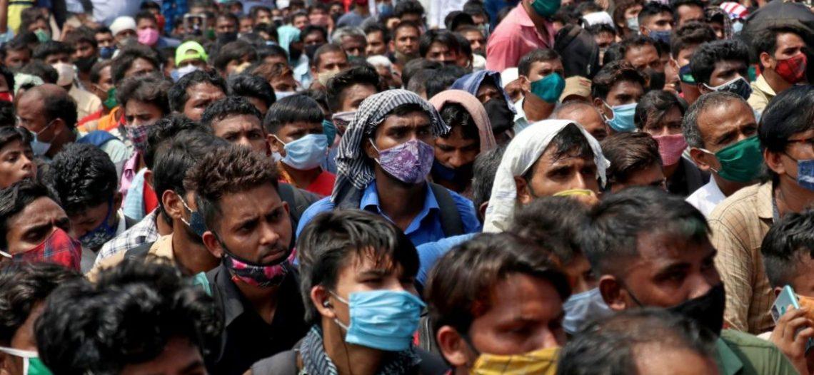 India… un 'espejo' alerta ante la pandemia por covid