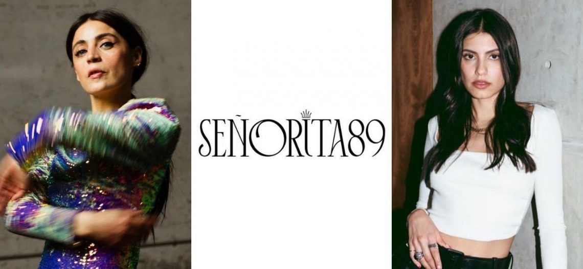 Pantaya anuncia su nueva producción 'Señorita 89'